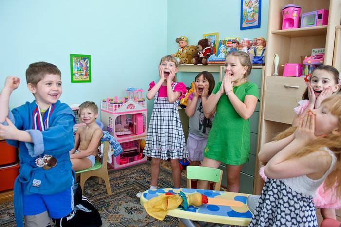 Февраля, смешные картинки из детского садика