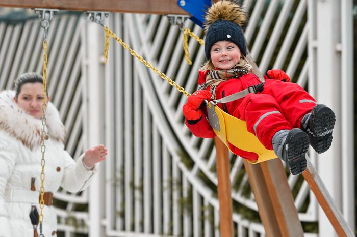 Фотосъёмка детей в движении - задача настоящего детского фотографа
