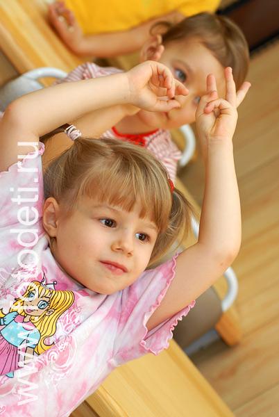 Фотографии дети на куличиках - 989