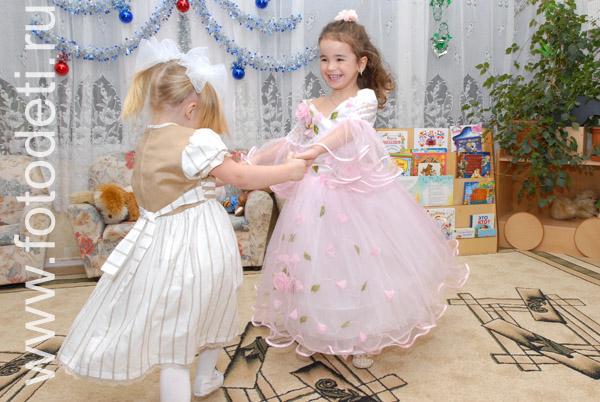 Фотографии детских праздников. Нарядные платья для детского праздника