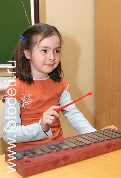 Музыкальные занятия для дошкольников