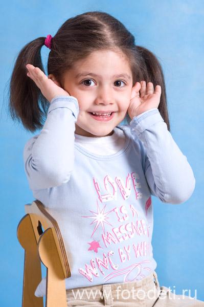 Фотка прикольного дошкольника, на фотосайте детского фотографа и