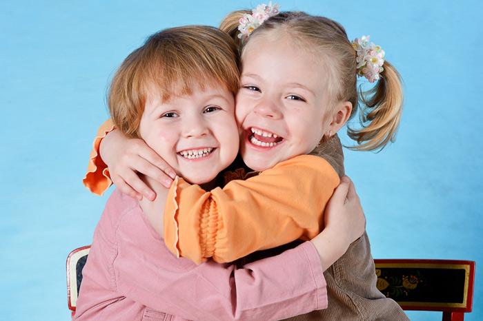 Детские картинки про дружбу и друзей