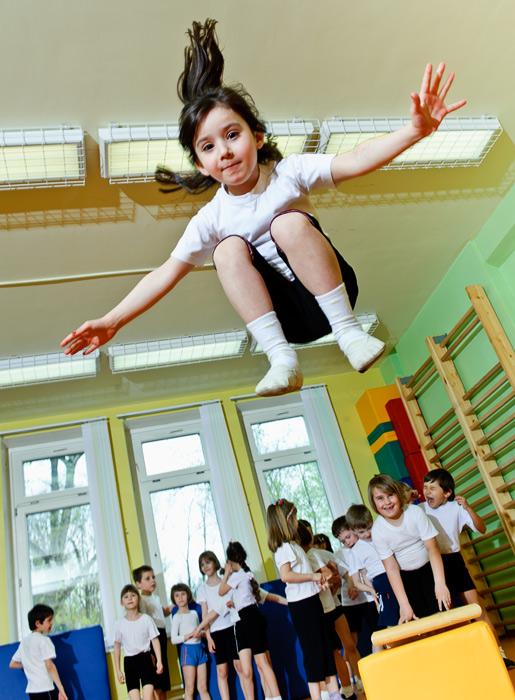 Физкультура прыжки картинки