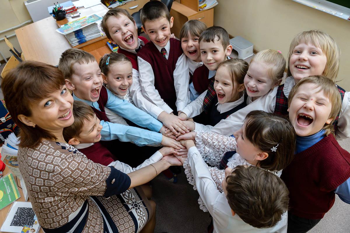 Школьники одноклассники картинки