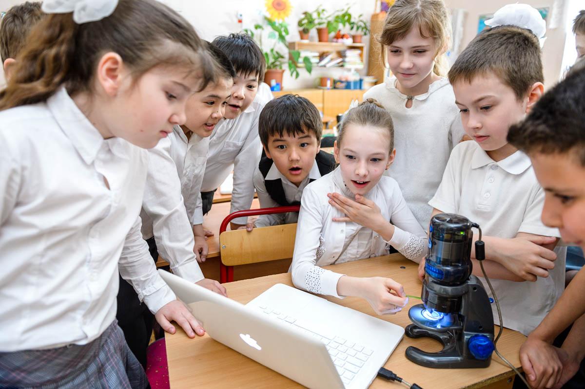 картинки детей в школе на уроке