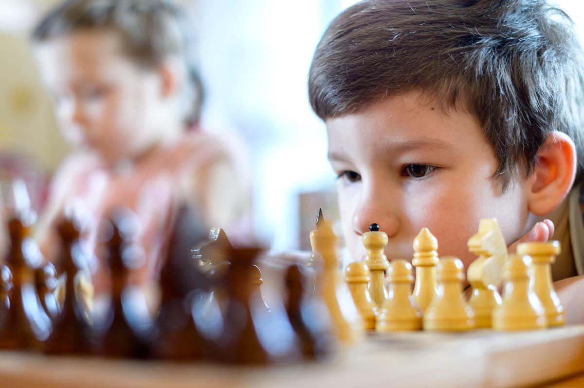 Картинка шахматистов детей