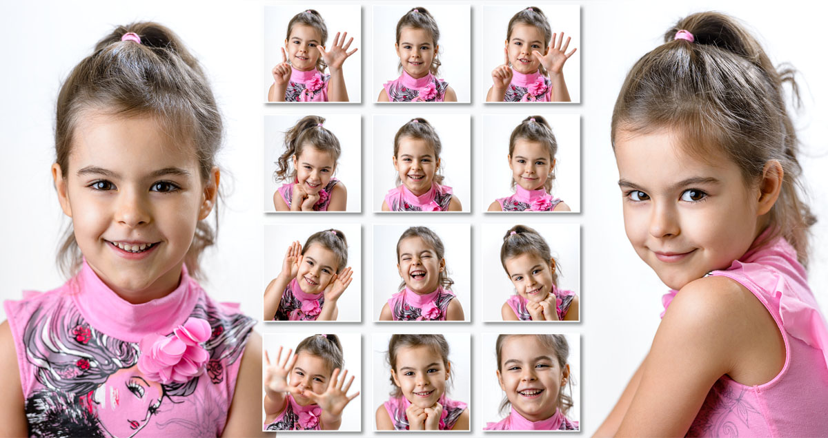 Съемка детей в детском саду фото