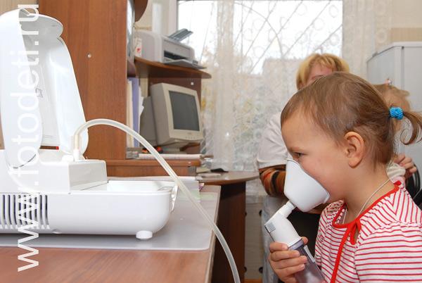 Как сделать дома ингаляцию ребенку