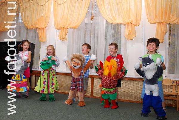 Ростовые куклы для детского сада своими руками