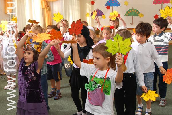 Листья для танца