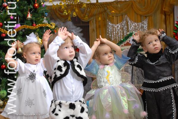 Детские утренники на новый год в смоленске